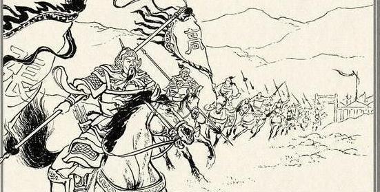定军山之战,夏侯渊为救张郃阵亡,事后张郃为何不降反升?