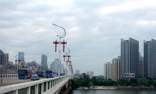 广东省最低调的二线城市, 被三次誉为中国最美丽城