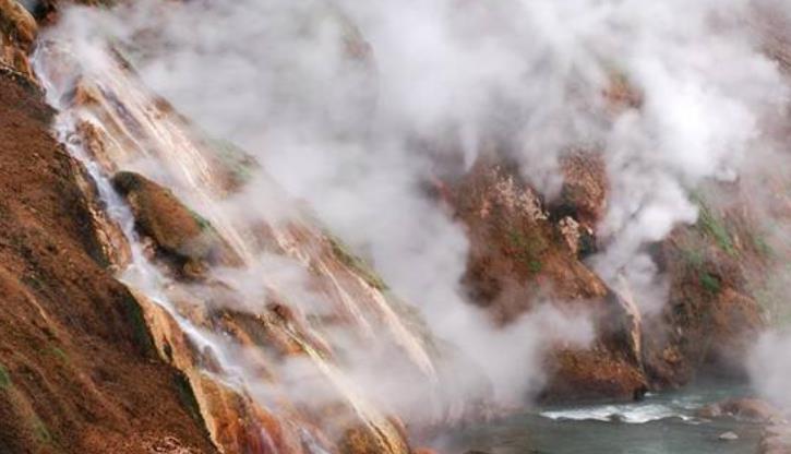 Qinghai geothermal