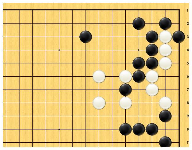 围棋棋力测试,段位死活3D篇,一半以上3段都难以全对