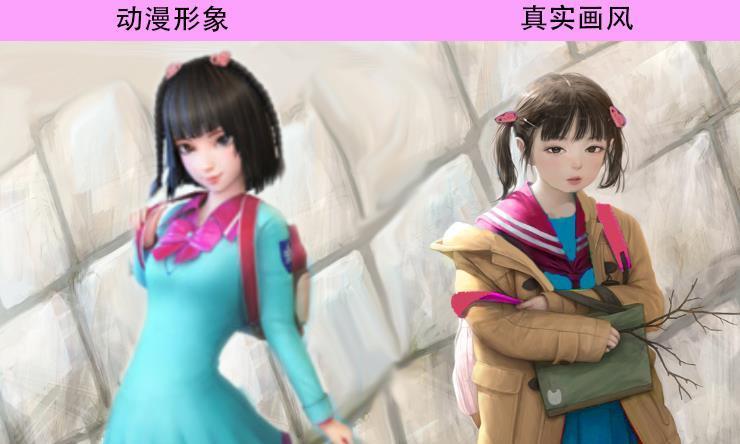 真实画风的叶罗丽,王默是怕羞女生,舒言保护了齐娜最甜美的笑容