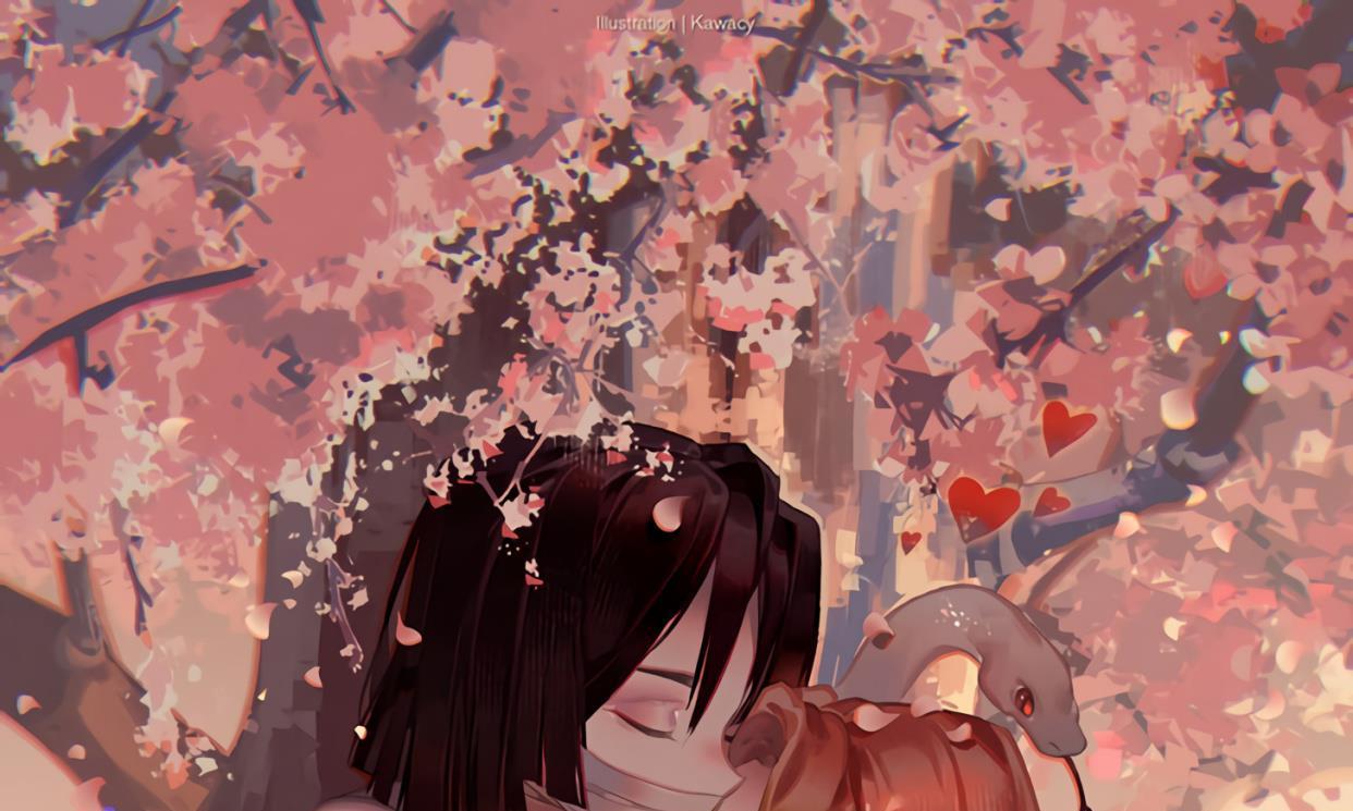 看看《天行九歌》的情人节海报,真的画出了情人节的灵魂