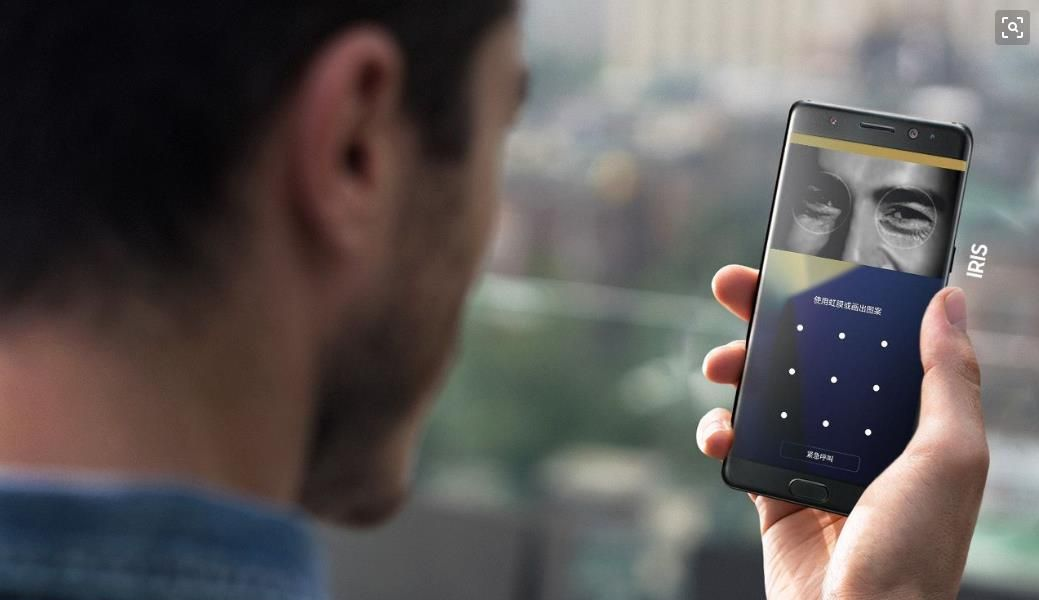 最便宜的大内存手机,仅889:128GB+无孔指纹+虹膜加密+全金属