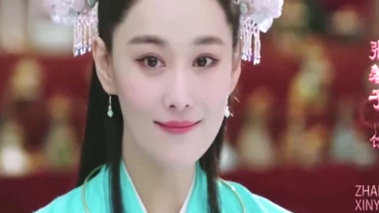 张馨予违背诺言与何润东结婚,结果一夜之间变成了八十岁的老欧
