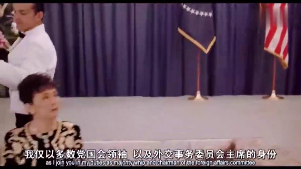 日本首相和美国总统就餐,日本人太囧了!小丑一样啊!