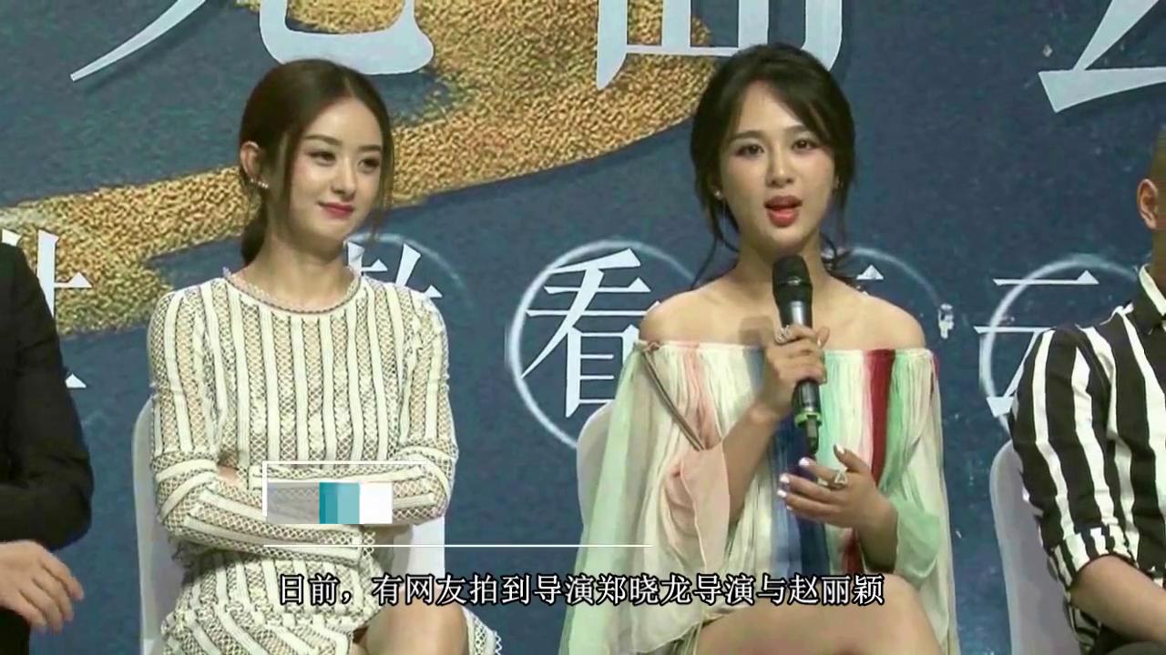 赵丽颖将主演郑晓龙新剧 或将是其产后首部作品