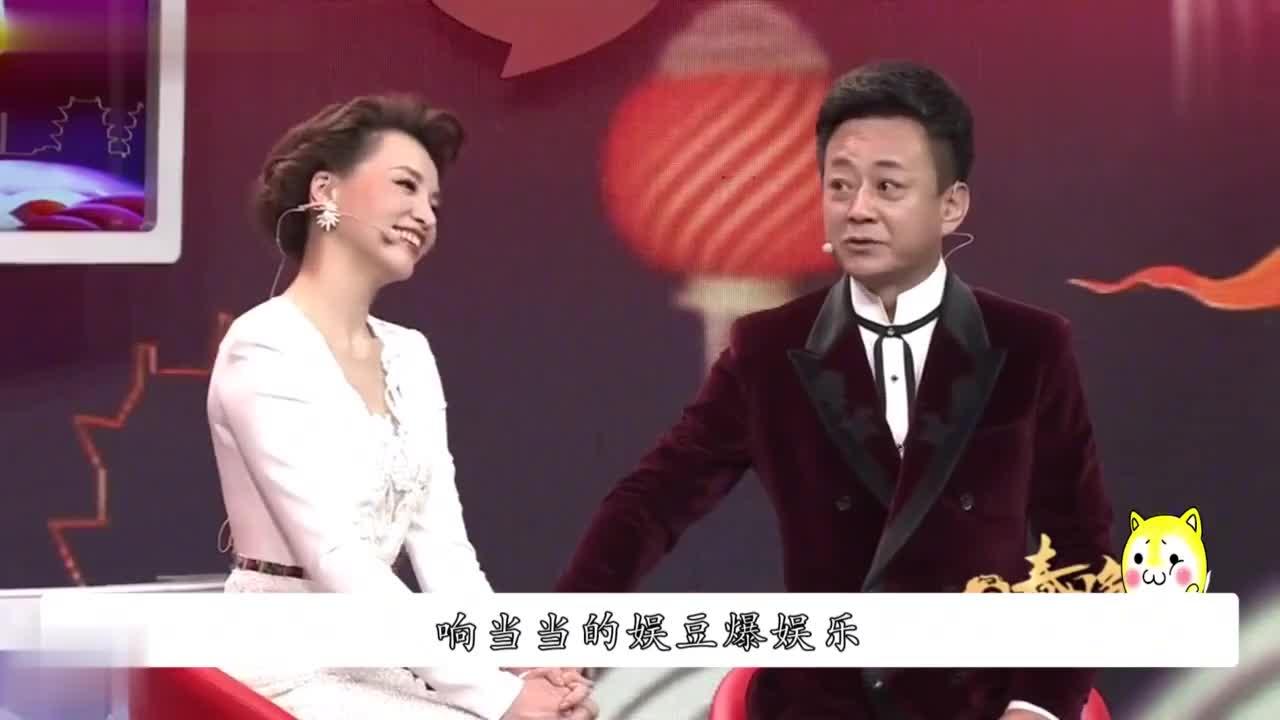 央视主持40岁任鲁豫妻子近照被曝光貌美气质非同身家几十亿