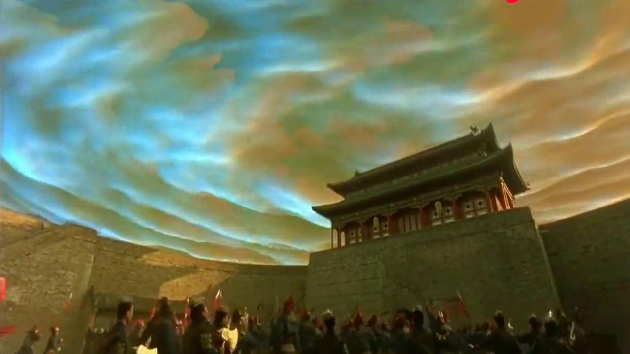 决战紫禁之巅:剑圣叶孤城霸气出场,紫禁之巅约战西门吹雪!