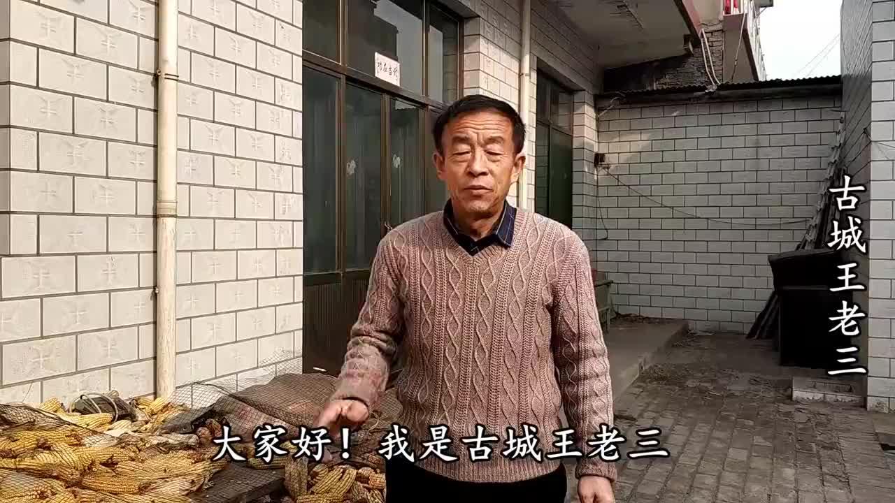 猪皮8块一斤晋中大叔买了2斤做成3盆皮冻简单一拌太好吃了