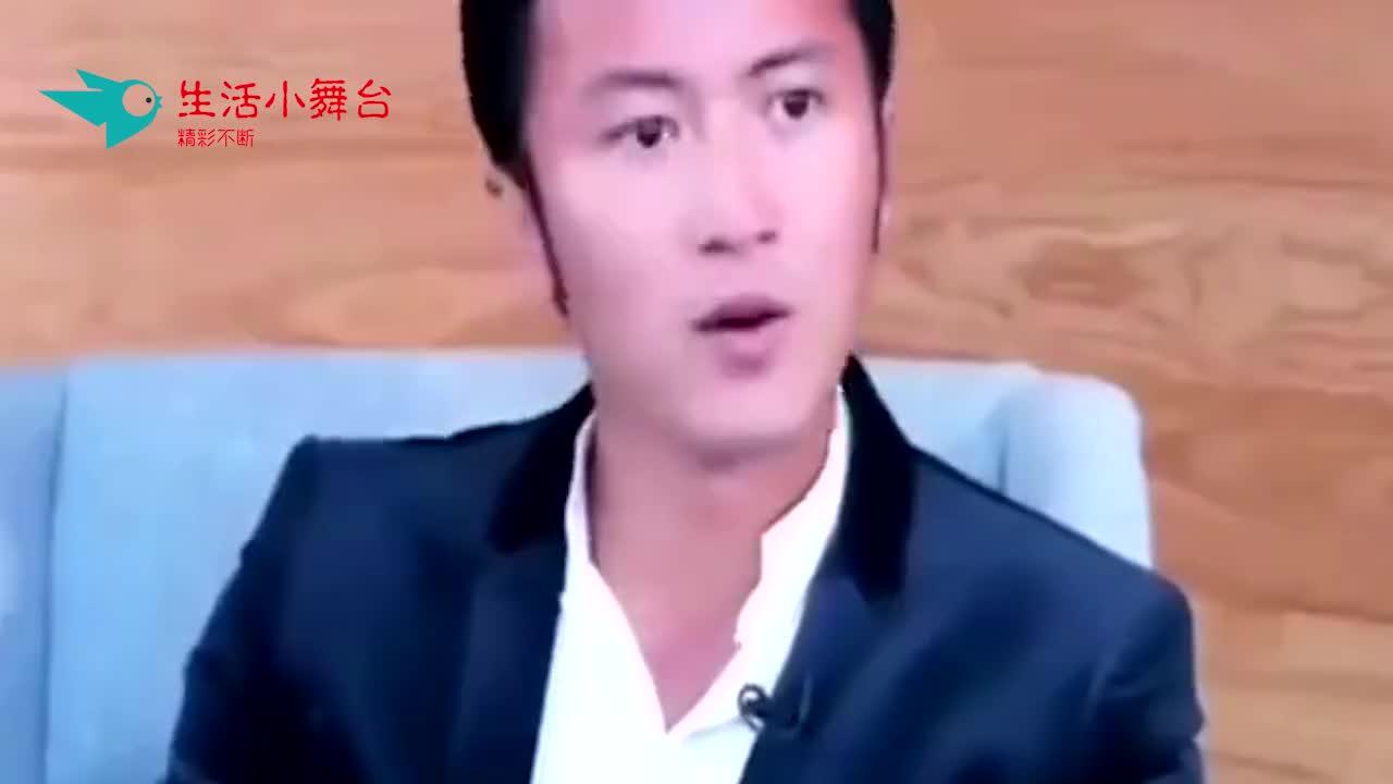 谢霆锋谈王菲跟张柏芝感情谈及张柏芝往事表情微妙