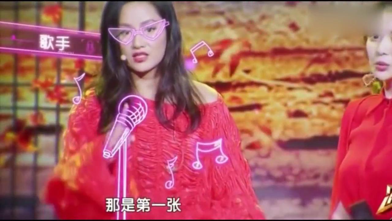 瞿颖和张宇同期出道,与刘恺威、谭维维重现经典歌曲《加速度》