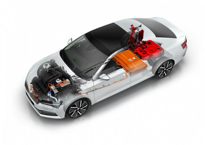 斯柯达子品牌iV系列电动车型在东欧斯洛伐克亮相