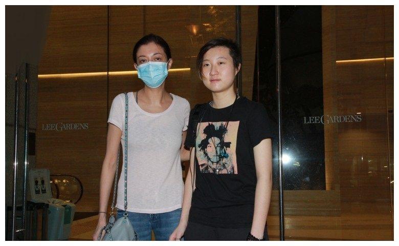 吴绮莉知道卓林行踪:希望那个朋友对她好点,我也有自己的生活