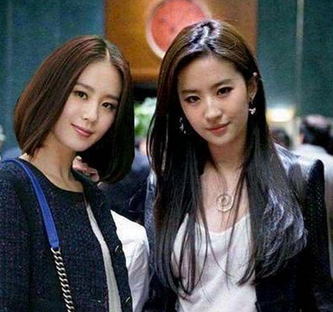 刘亦菲和刘诗诗,你们觉得谁穿古装比较美?