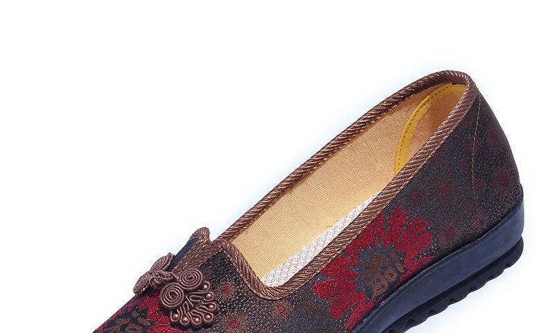 到现在你还不明白,妈妈为什么要穿老北京布鞋吗?其实理由很简单