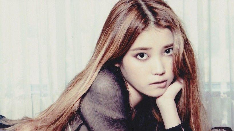 韩国明星李智恩,温柔的小姐姐,清新脱俗气质如兰