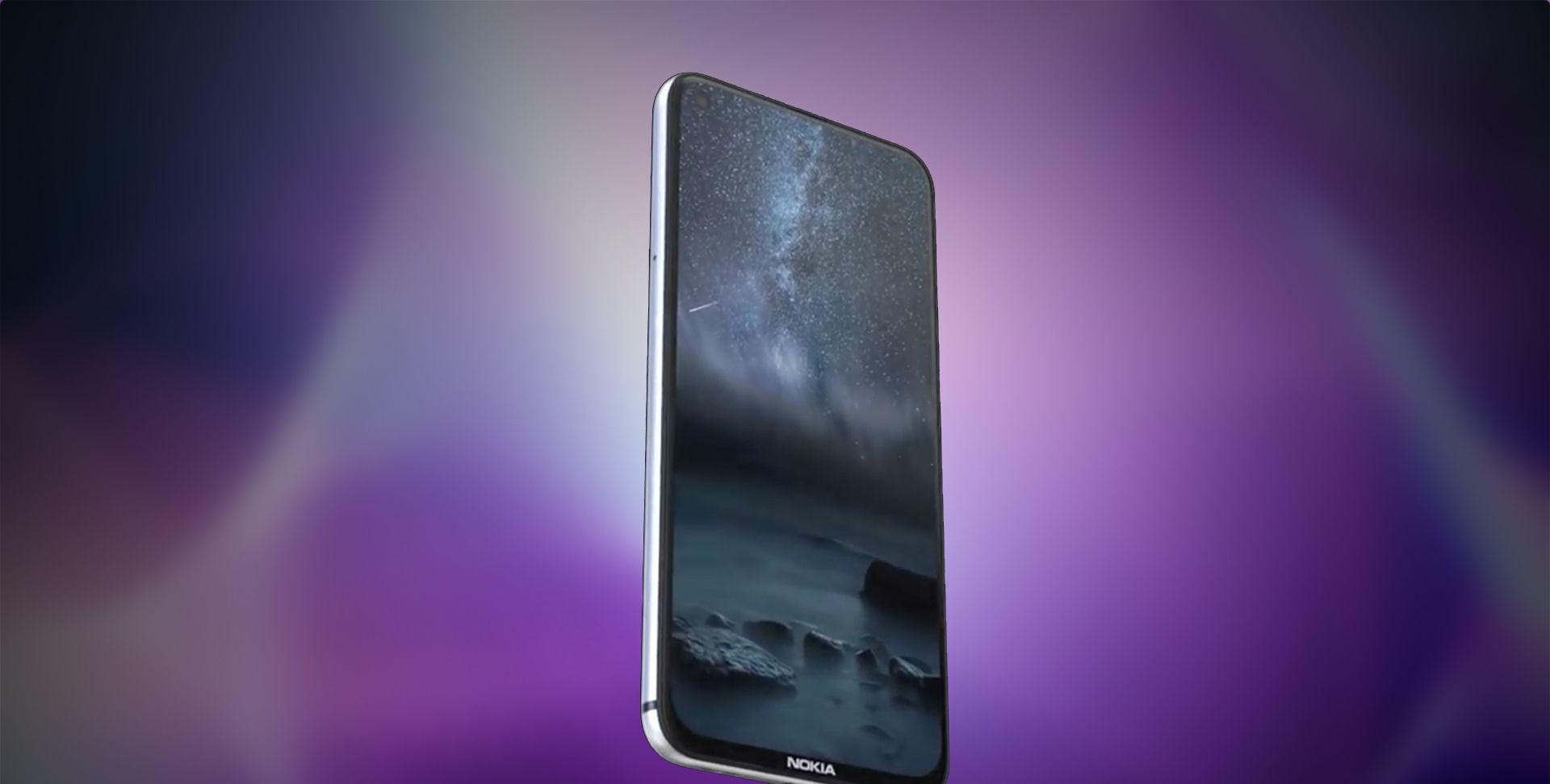诺基亚全新概念手机曝光:5200万10倍光学变焦+骁龙855