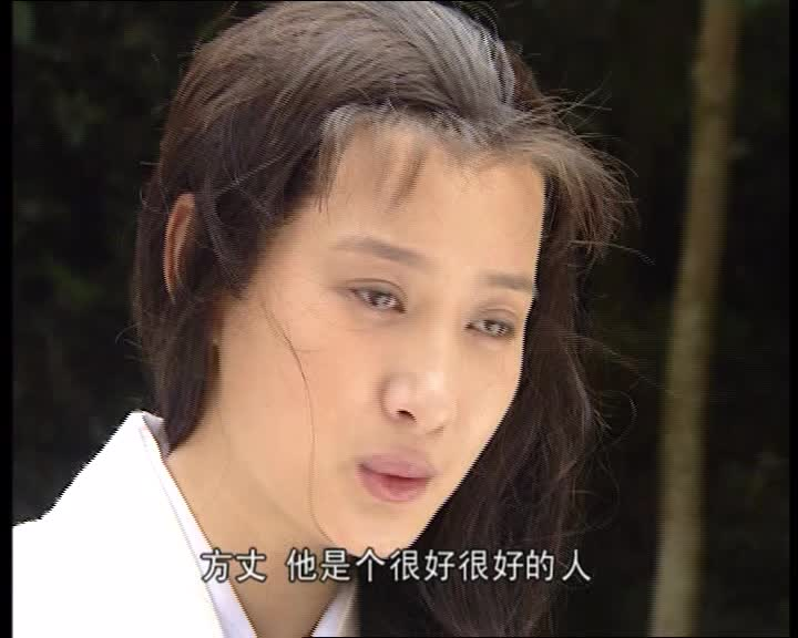 女孩儿进入南少林,为了出家成功,当上少林弟子狠心剃发