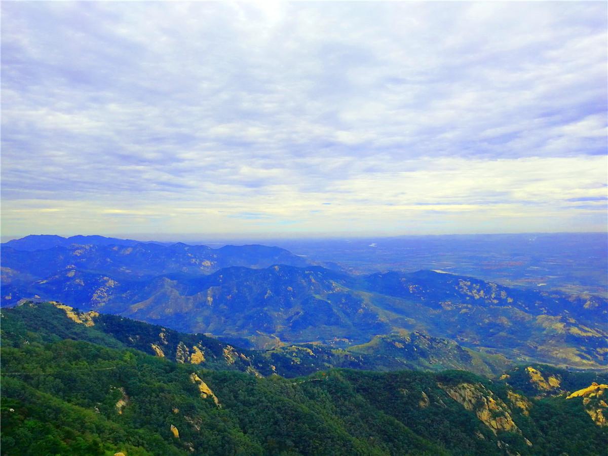 东方养生长寿圣地,山东十大最美的地方竟然是这里