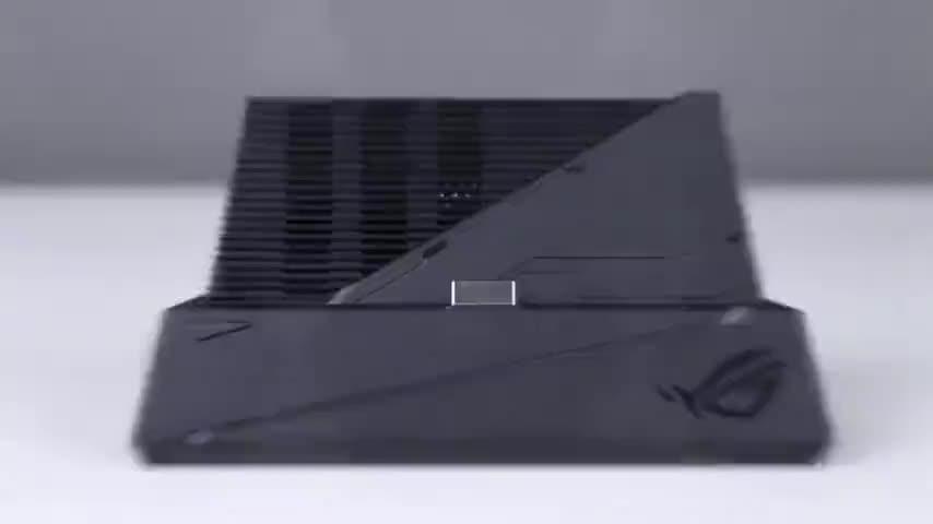 rog2桌上型游戏基座指南秒变大屏键盘鼠标玩手游是什么体验