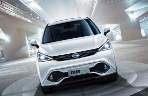 三菱纯电轿车祺智EV改款来袭:续航最高530km,极速156km/h!
