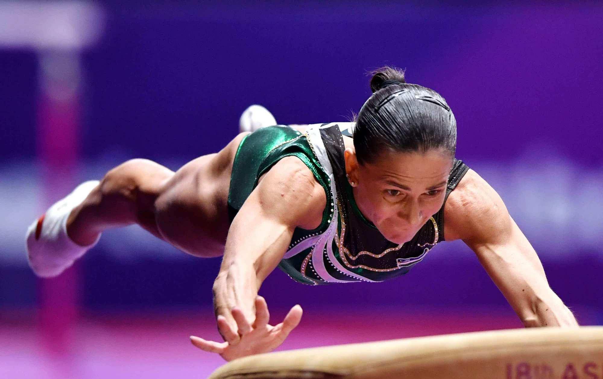 泪目!44岁体操老将继续出征世锦赛,立志为国争夺奥运会资格
