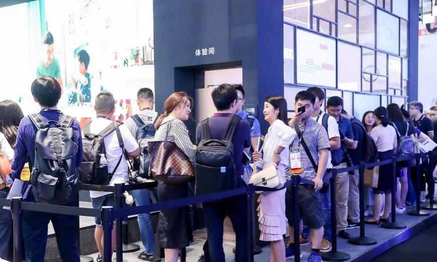 现场直击CES Asia 2018:百度DuerOS承包了全场的颜值和智商