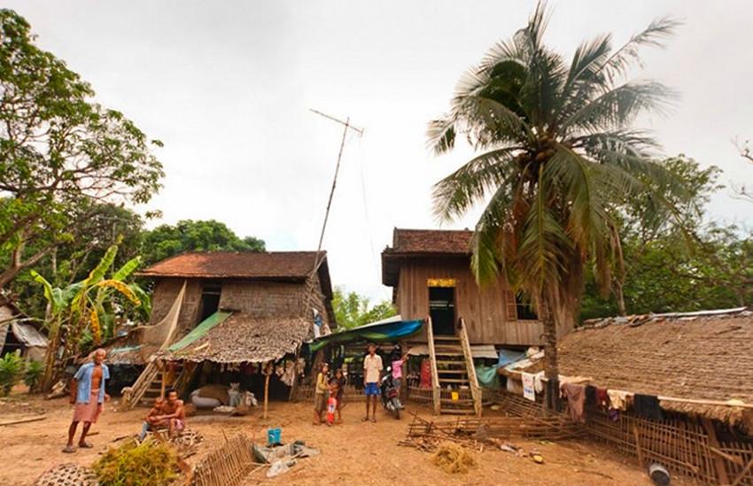 东南亚一国家:经济最不发达,贫富差距大,喜欢我国广东菜