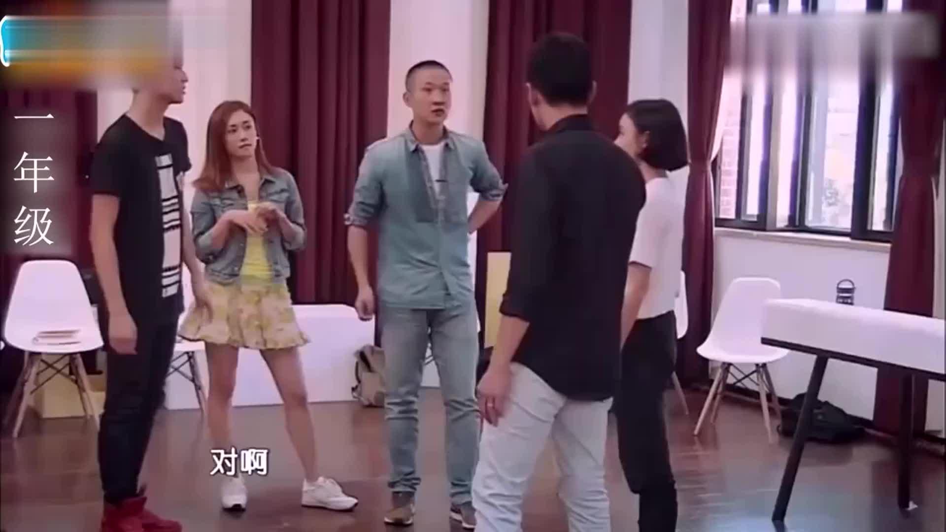佟大为现场发飙名场面,怒斥耍大牌女演员,直呼不演滚蛋!