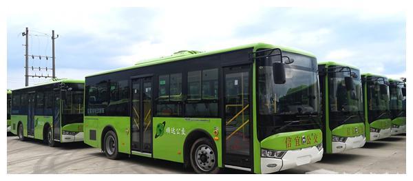 绿色出行新体验 亚星客车入驻魅力信宜