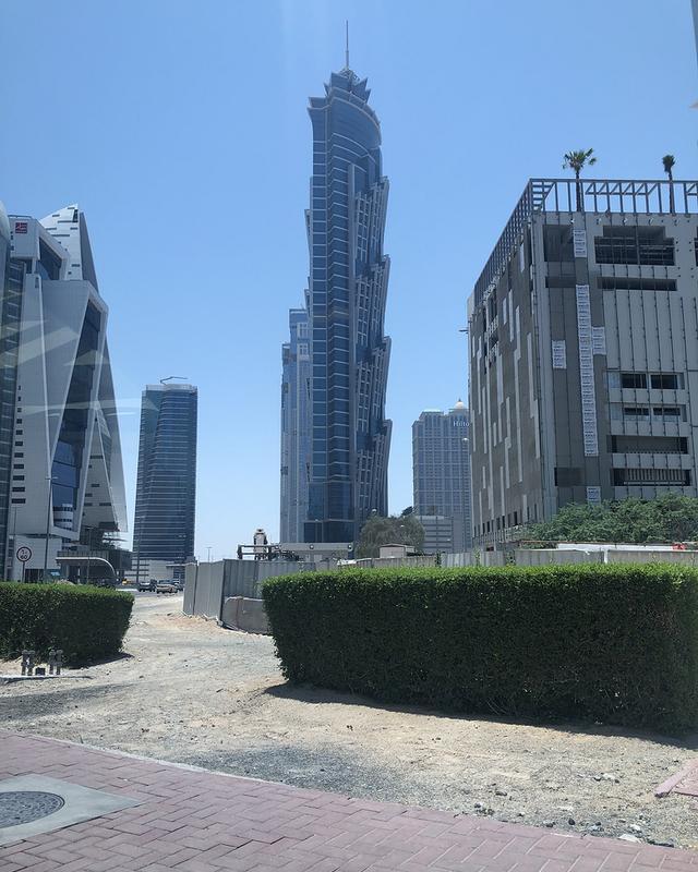 中东五日游,住号称全球最高的五星级酒店,迪拜jw 万豪