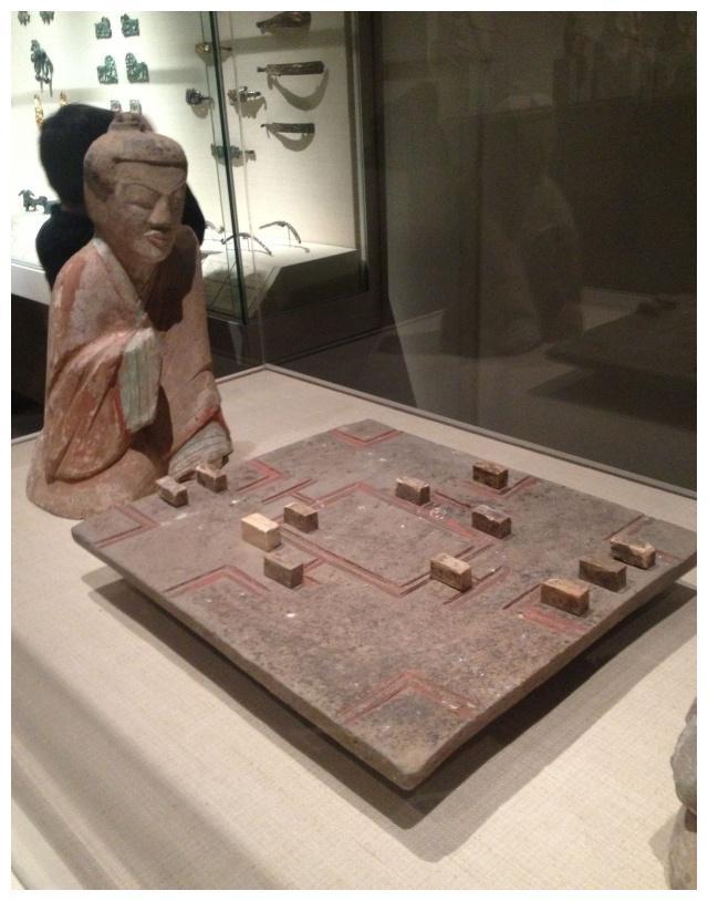 宝藏男孩 海昏侯墓新发现古代游戏攻略将问世 行棋 游戏 兵种 新浪网