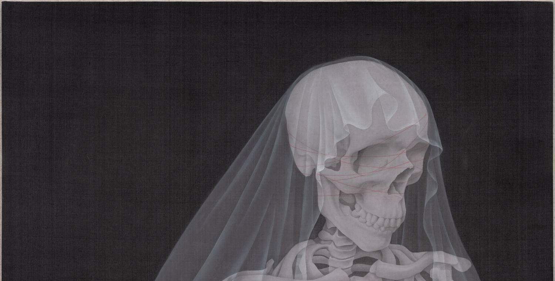 中央美术学院中国画学院工笔人物工作室毕业生叶紫的作品