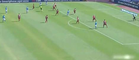 (西语)意甲:哈姆西克因西涅破门 那不勒斯3-0大胜卡利亚里