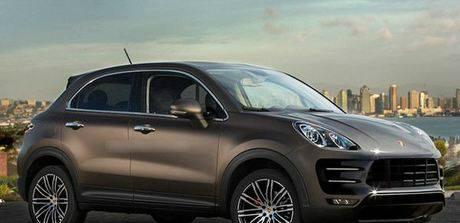 保时捷SUV车型价格降至30万,开始向中低端市场发展 新浪汽车高清图片