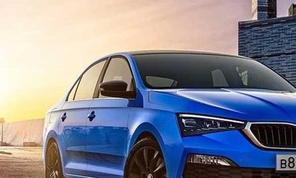 2020款斯柯达昕锐首发!新增1.4T车型,黑化外观十分运动