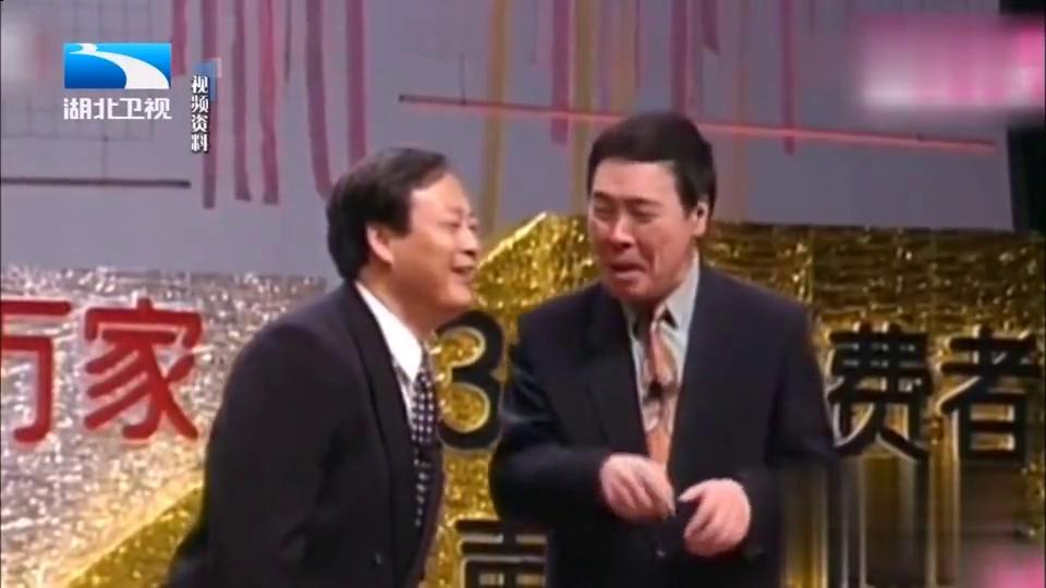 李增瑞老师顾及搭档王谦祥的身体,只有王谦祥答应演出他便会去