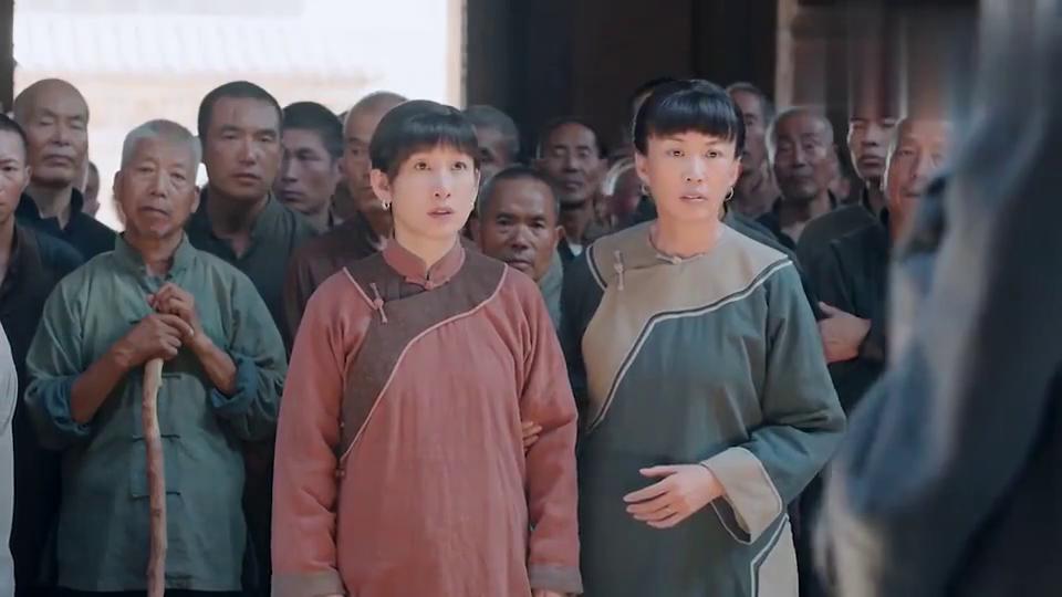 白鹿原:族长被绑架,族长老妈听说村里人不拿钱,她也不想拿钱!