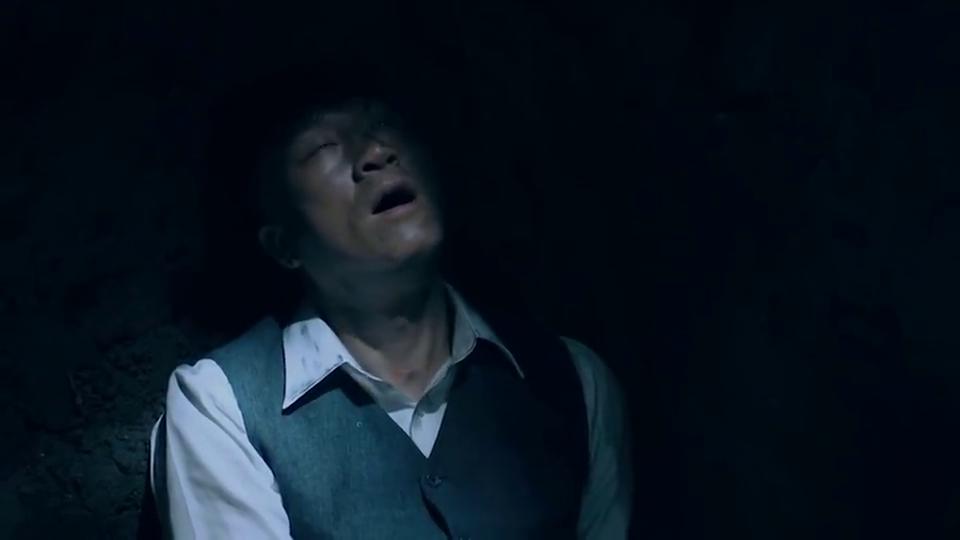 老相好解释刘二泉瘫子原因,就是为了救他这个前任,但他竟然跑了