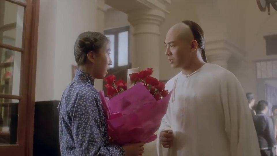 硬汉系列之吴京甄子丹李连杰,铁血男儿情,看的我心潮澎湃!