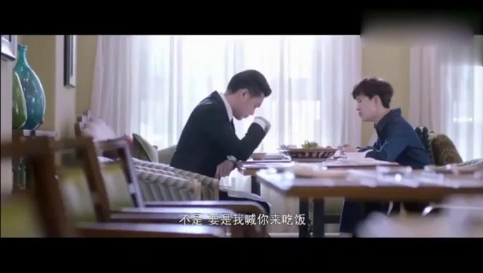 法医秦明:张若昀吃饭保持沉默,李现的出现让大宝很开心!