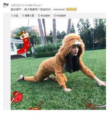 """张雨绮豪宅曝光,""""猫与狮子谁才是真相"""",回应老公伪富豪传言!"""