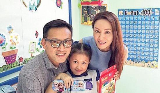 女儿获得奖学金 前TVB花旦发文:望你保持良好学习态度