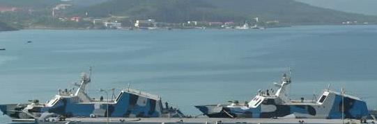 部分022型导弹艇封存的原因