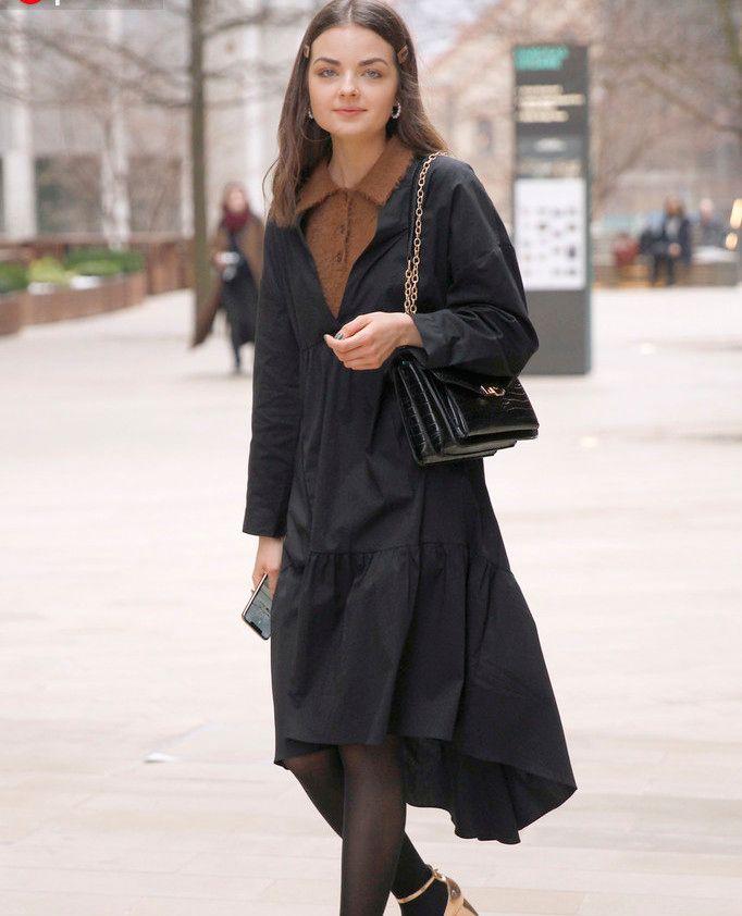 又帅又温柔的针织Polo衫原来这么好穿 不仅单穿可还能当内搭