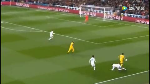 重温欧冠皇家马德里1-3尤文图斯 C罗补时点球绝杀