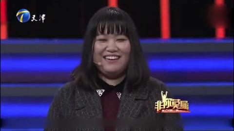 非你莫属年轻女孩上台求职说起大学时期的工作时涂磊你这是违规的