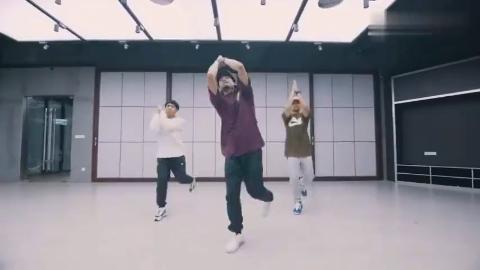 美国街舞团忍者团Kinjaz成员Pat Cruz嘻哈控制编舞Janet Jackson