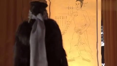 众僧合练六脉神剑,段誉一旁观摩全记脑里,这是个练武奇才