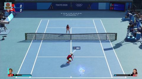 代表中国队参加奥运会新一代网球王子诞生了